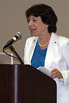 Birnbaum Speaks at Green Chemistry and Engineering Conference