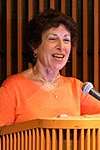 NIEHS Director Gives Distinguished Lecture