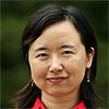 NIEHS research fellow Xueqian (Shirley) Wang, Ph.D.