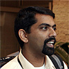 Duke University Postdoctoral Fellow and Research Associate Ravi Metlapally, Ph.D.