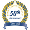 Science of Toxicology 50th Anniversary logo
