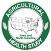 Agricultural health study logo