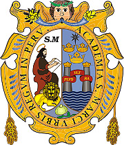 Crest of the National University of San Marcos