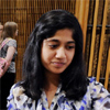 Summer intern Greeshma Somashekar