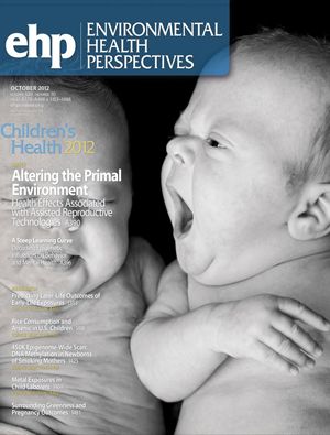 Environmental Factor - October 2012: This month in EHP