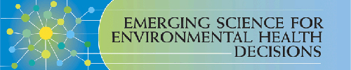 Emerging Science for Environmental Health Decisions logo