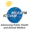 Logo for the NTP Interagency Center for the Evaluation of Alternative Toxicological Methods (NICEATM) and the Interagency Coordinating Committee on the Validation of Alternative Methods (ICCVAM)