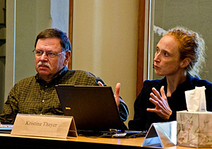 Ray Tice, Ph.D., and Kristina Thayer, Ph.D.
