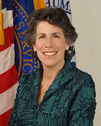 Nicole Lurie, M.D., assistant secretary for Preparedness and Response at the U.S. Department of Health and Human Services (HHS)