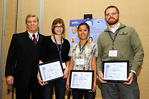 Timothy Phillips, Ph.D., Sabine Vorrink, Vanessa De La Rosa, and Steven O'Connell