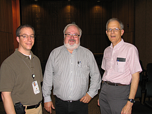 Paul Johnson, Richard Cregar, Richard Sloane