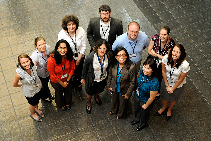 The 2012 NIEHS Biomedical Career Fair Planning Committee