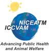 The NTP Interagency Center for the Evaluation of Alternative Toxicological Methods (NICEATM) logo