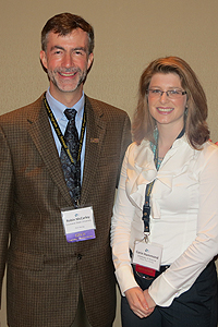Robin McCarley, Ph.D and Corin Hammond