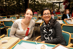 Ashley Godfrey, Ph.D. and Darshini Trivedi Ph.D.