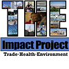 Logo for THE (Trade, Health, Environment) Impact Project