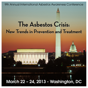 The Asbestos Crises: New Trends in Prevention and Treatment