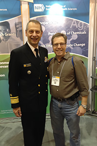 U.S. Surgeon General Boris Lushniak, M.D. and Aubrey Miller, M.D.