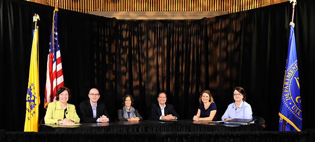 Autism Virtual Forum panel