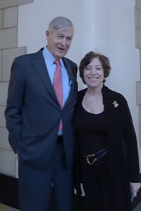 Timothy Wirth and Linda Birnbaum, Ph.D.