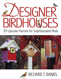 Designer Birdhouses book cover