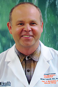 Michael Toborek, M.D., Ph.D.