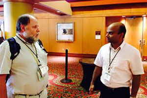 James Smith and Upal Ghosh, Ph.D.