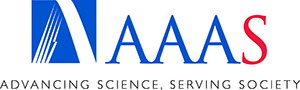Advancing Science, Serving Society (AAAS) logo