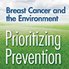 Breast Cancer and The Environment Prioritizing Prevention Cover
