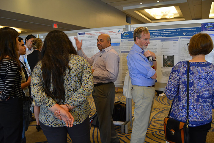 Poster sessions