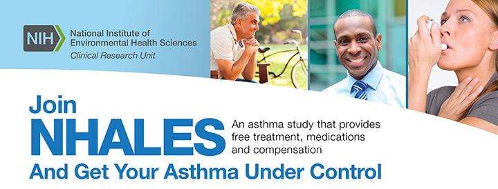 Join NHALES And Get Your Asthma Under Control