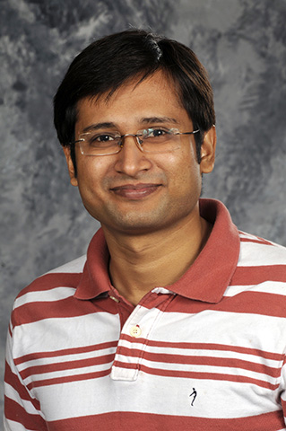 Headshot of Ashutosh Kumar