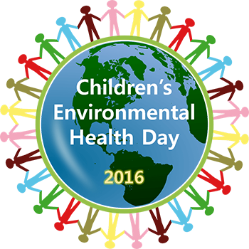 Children's Environmental Health Day Logo