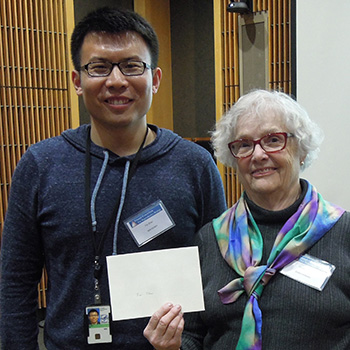 Zhao and Phyllis Leppert