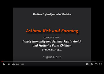 Asthma Risk and Farming