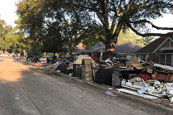 street in Houston