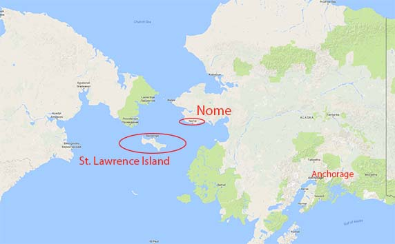 St. Lawrence Island