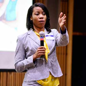 Sharonda LeBlanc, Ph.D.