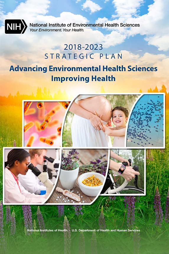 Cover of the 2018-2023 Strategic Plan