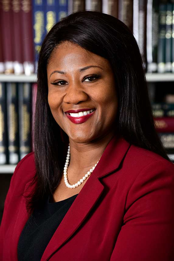 Chandra Jackson portrait