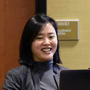 Stephanie Kim, Ph.D.