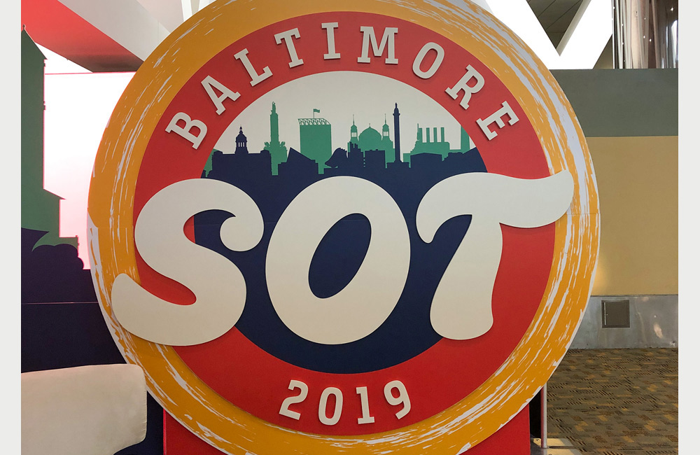 2019 Society of Toxicology Meeting, Baltimore