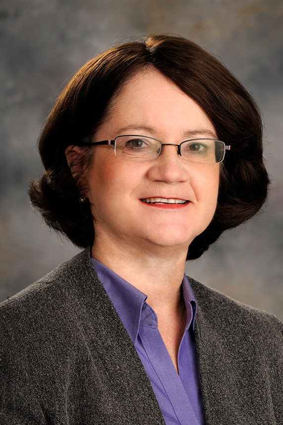Cindy Lawler, Ph.D., head of NIEHS Genes, Environment, and Health Branch