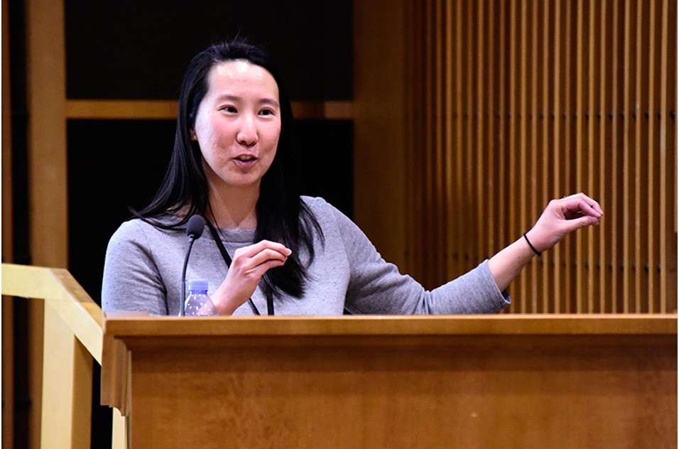 Stephani Kim, Ph.D., Co-chair, 2019 Career Symposium
