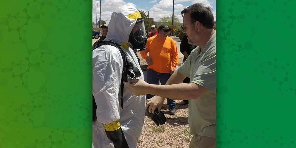 CER course explained proper use of PPE