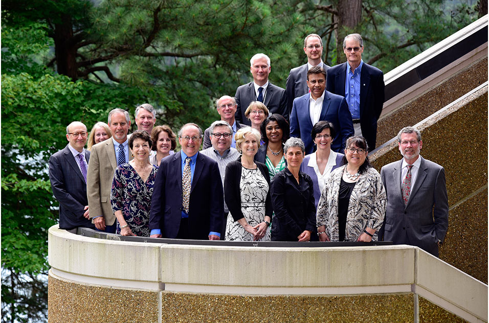 NTP Board of Scientific Counselors, personnel, and agency liaison officers