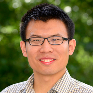 Fei Zhao, Ph.D., NIEHS trainee