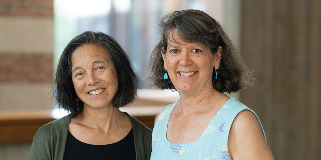 Celia Chen, Ph.D. and Laurie Reynolds Rardin
