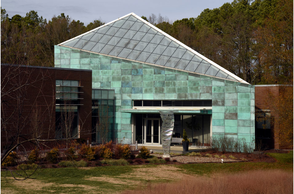 Research Triangle Park Headquarters building