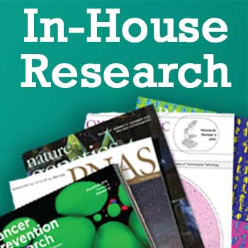 In-House Research Intramural papers of the month